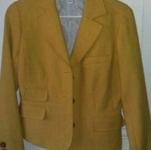 Paul & Joe Preppy wool blazer sz 2